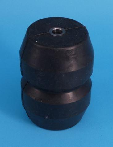 Gummihohlfeder 5-EE128/92B